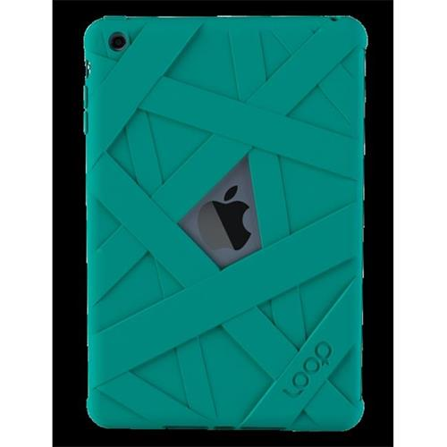 Loop Attachment loop4teal Mummy Case For Ipad Mini - Teal