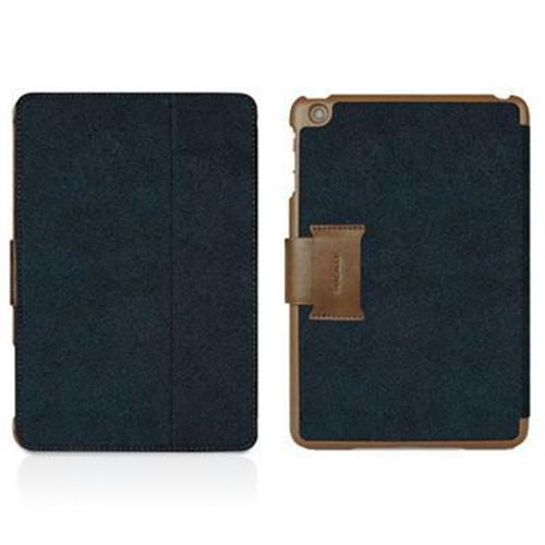 MacAlly BStandMiniBL iPad mini Folio Case Blue
