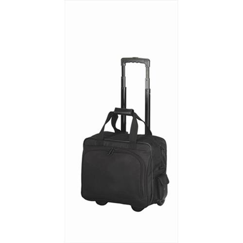 Preferred Nation 4513.Blk Rolling Computer Case