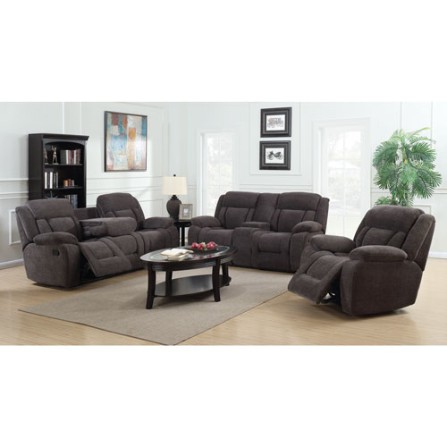 Geneva Contemporary Corduroy Recliner Loveseat with Console - Charcoal  sc 1 st  Best Buy Canada & Geneva Contemporary Corduroy Recliner Loveseat with Console ... islam-shia.org