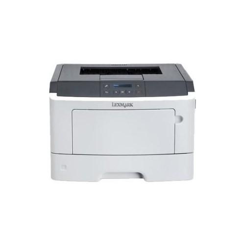 Lexmark MS417dn Laser Printer - Monochrome - 1200 x 1200 dpi Print - Plain Paper Print - Desktop