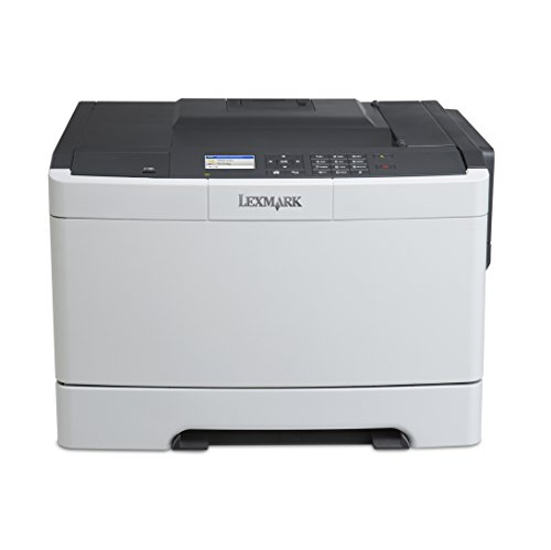 Lexmark CS417dn Laser Printer - Color - 2400 x 600 dpi Print - Plain Paper Print - Desktop