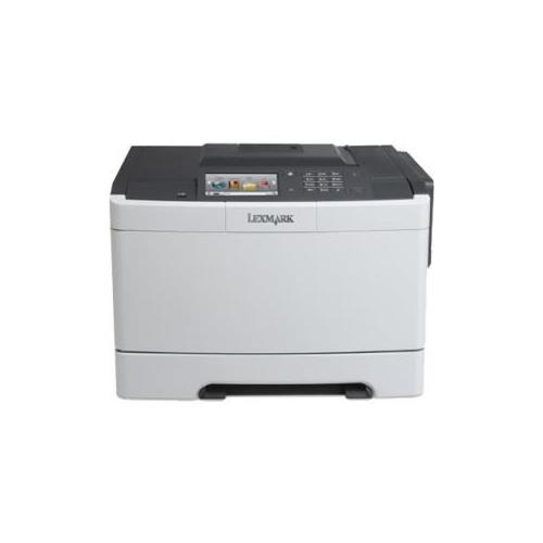 Lexmark CS517de Laser Printer - Color - 2400 x 600 dpi Print - Plain Paper Print - Desktop