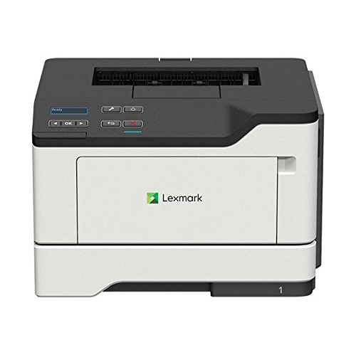 Lexmark MS317dn Laser Printer - Monochrome - 1200 x 1200 dpi Print - Plain Paper Print - Desktop