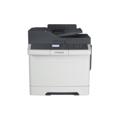 Lexmark CX317dn Laser Multifunction Printer - Color - Plain Paper Print - Desktop