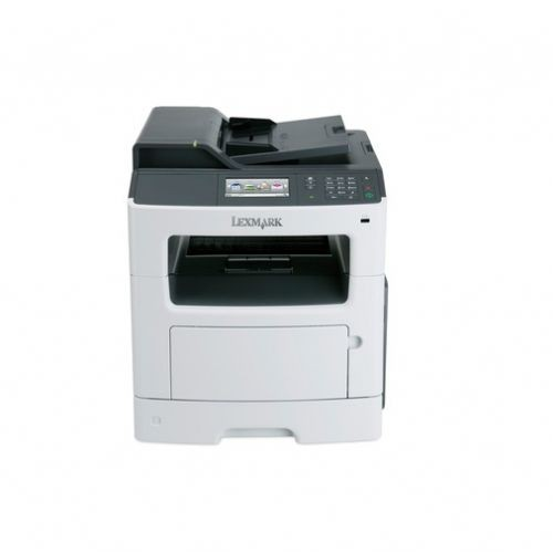 Lexmark MX417de Monochrome Multifunction Laser Printer (35SC7011)