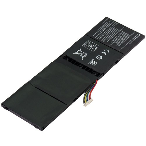 BattDepot: Laptop Battery Replacement for Acer Aspire P3-131-4602 (3560mAh/53Wh) 15 Volt Li-Polymer Laptop Battery