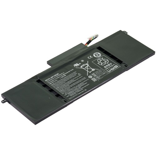 Laptop Battery Replacement for Acer Aspire S3-392, 1ICP5/60/80-2, 1ICP6/60/78-2, AP13D3K
