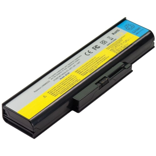 BattDepot: Laptop Battery Replacement for Lenovo E43/E46/K43/K46 (4400mAh/48Wh) 10.8 Volt Li-ion Laptop Battery