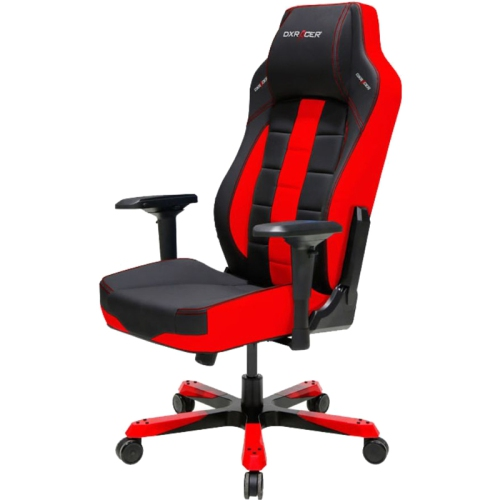 DXRacer Boss Series OH/BF120/NR Black and Red Gaming Chair