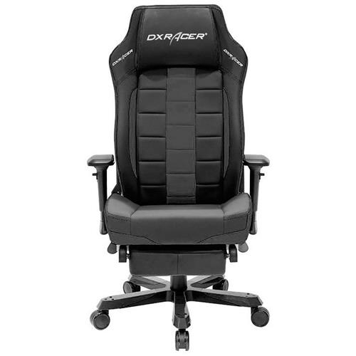 DXRacer Classic Series OH/CS120/N/FT Black Gaming Chair with integrated footrest