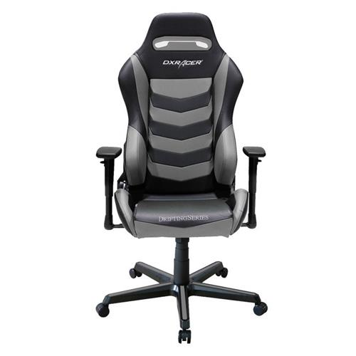 DXRacer Drifting Series OH/DM166/NG Black and Gray Gaming Chair