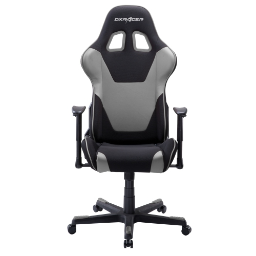 DXRacer Formula Series OH/FD101/NG Black and Gray Gaming Chair