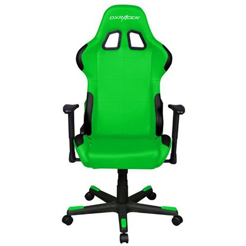 DXRacer Formula Series OH/FD99/EN Green and Black Gaming Chair