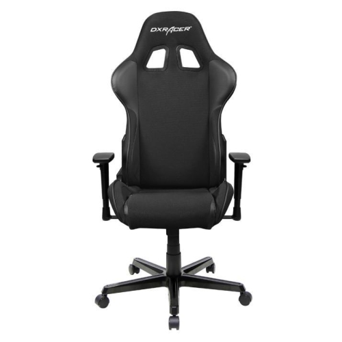 DXRacer Formula Series OH/FD99/NW Black and White Gaming Chair