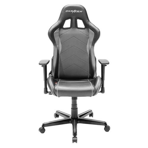 DXRacer Formula Series OH/FH08/NG Black and Gray Gaming Chair