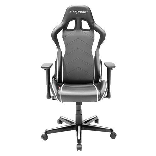 DXRacer Formula Series OH/FH08/NW Black and White Gaming Chair