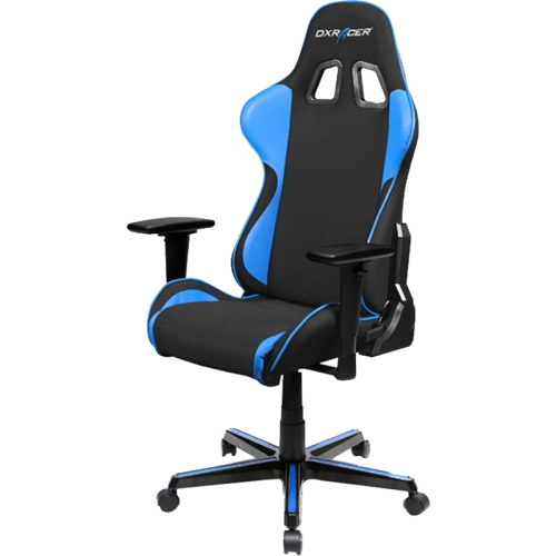 DXRacer Formula Series OH/FH11/NB Black and Blue Gaming Chair