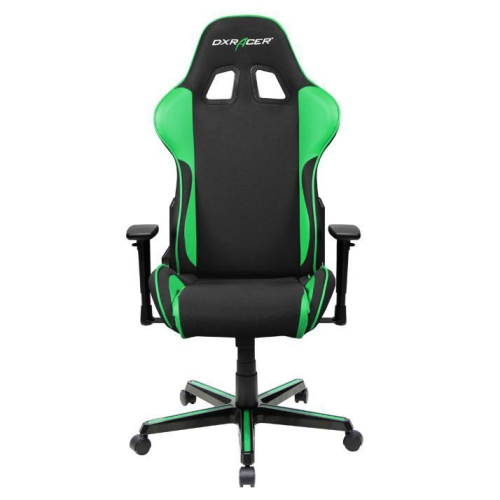 DXRacer Formula Series OH/FH11/NE Black and Green Gaming Chair