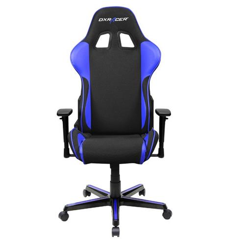 DXRacer Formula Series OH/FH11/NI Black and Indigo Gaming Chair