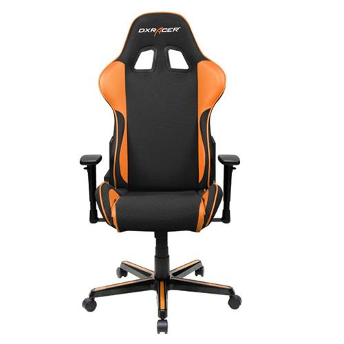 DXRacer Formula Series OH/FH11/NO Black and Orange Gaming Chair