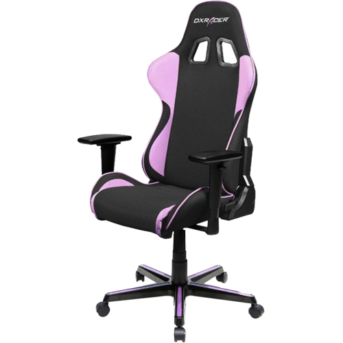 DXRacer Formula Series OH/FH11/NP Black and Pink Gaming Chair