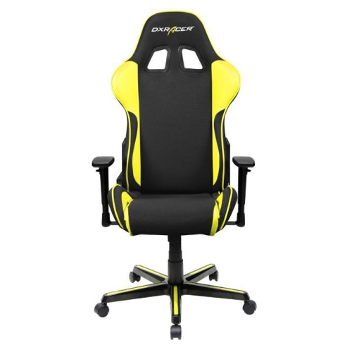 DXRacer Formula Series OH/FH11/NY Black and Yellow Gaming Chair
