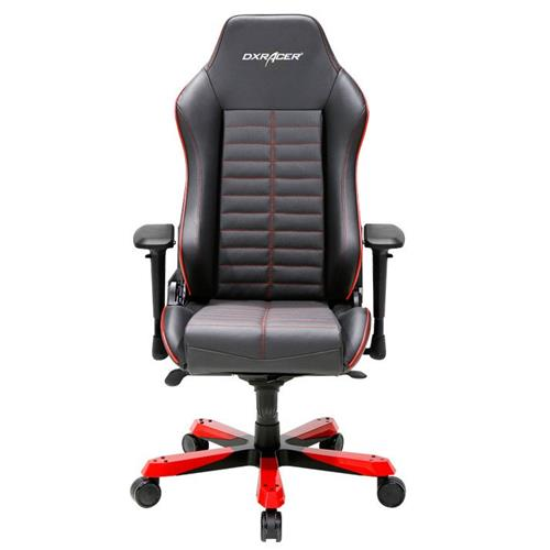 DXRacer Iron Series OH/IS188/NR Black and Red Gaming Chair