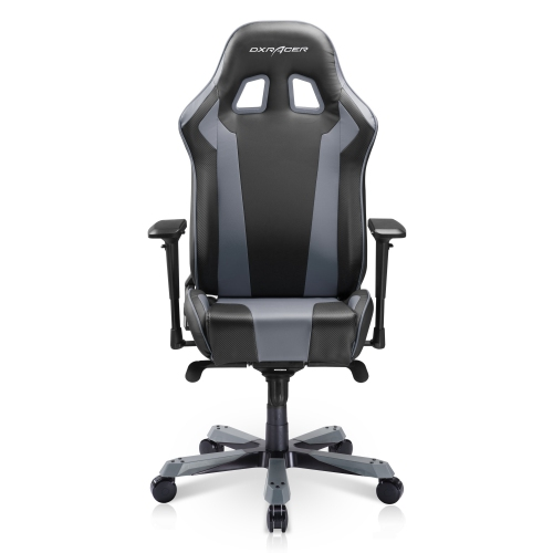 DXRacer King Series OH/KS06/NG Black and Gray Gaming Chair