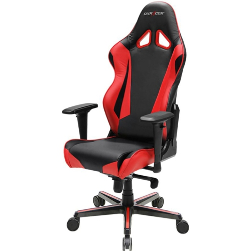 DXRacer Racing Series OH/RV001/NR Black and Red Gaming Chair