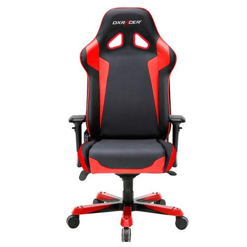 DXRacer Sentinel Series OH/SJ00/NR Black and Red Gaming Chair