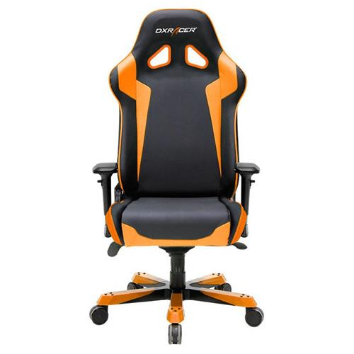 DXRacer Sentinel Series OH/SJ00/NO Black and Orange Gaming Chair