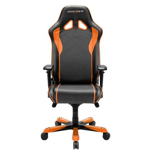 DXRacer Sentinel Series OH/SJ08/NO Black and Orange Gaming Chair