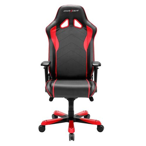 DXRacer Sentinel Series OH/SJ08/NR Black and Red Gaming Chair