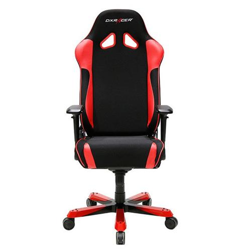 DXRacer Sentinel Series OH/SJ11/NR Black and Red Gaming Chair