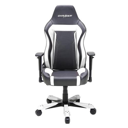 DXRacer Work Series OH/WZ06/NW Black and White Gaming Chair
