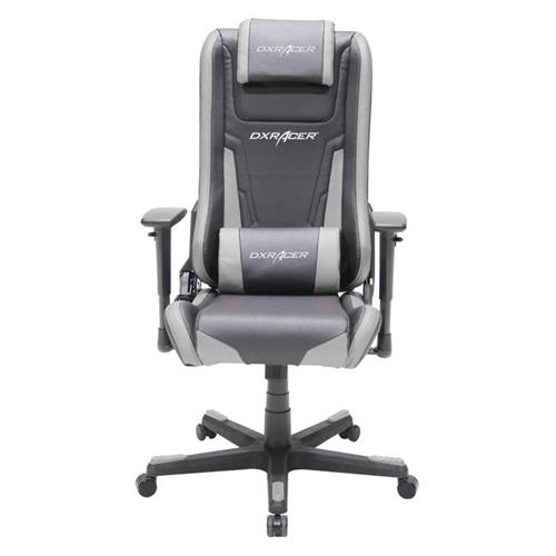 DXRacer Elite Series OH/EA01/NG Black and Gray Gaming Chair