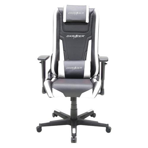 DXRacer Elite Series OH/EA01/NW Black and White Gaming Chair