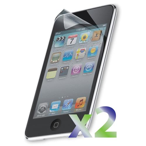 Exian iPod Touch 4 Screen Protectors X 2 Clear
