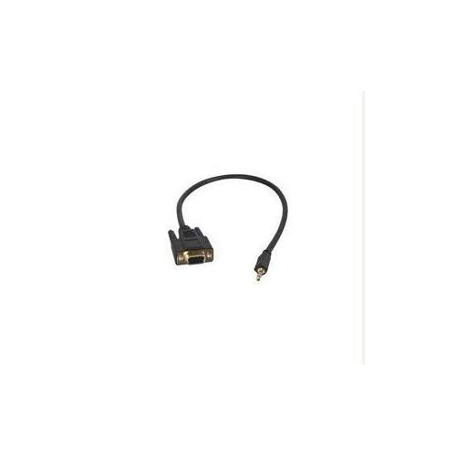 C2G 1.5ft Velocity DB9 Female to 3.5mm Male Adapter Cable