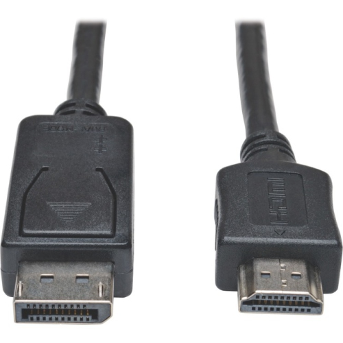 Tripp Lite DisplayPort to HD Adapter Cable (M/M), 1080p, 15 ft