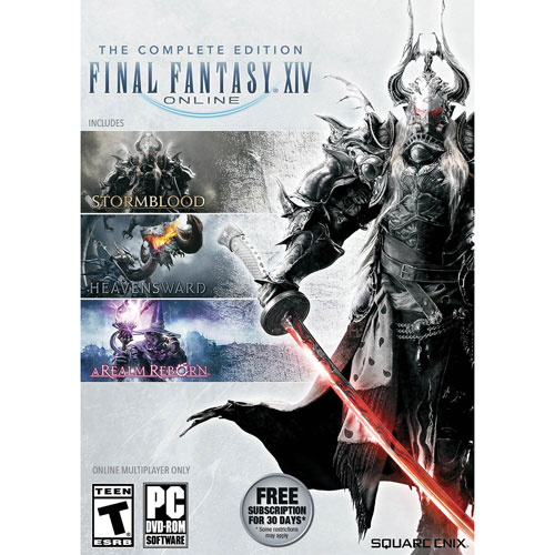 Final Fantasy XIV Online Complete Edition (PC)
