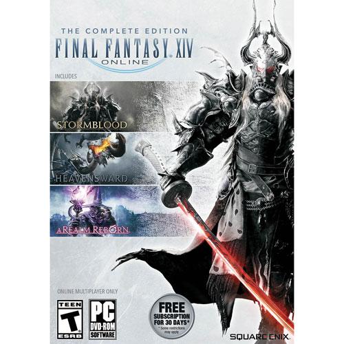 Final Fantasy XIV Online édition complète (PC)