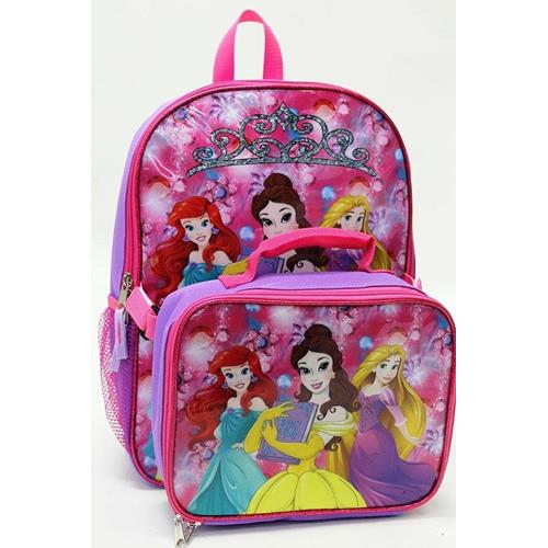 Disney Princess Excellent Designed Girls Backpack with Detachable Insulated  Lunch Kit   Backpacks - Best Buy Canada 7ef5b141e9a31