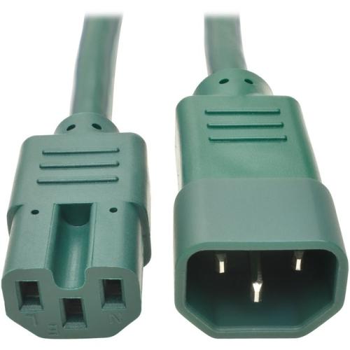 Tripp Lite P018-002-AGN Standard Power Cord