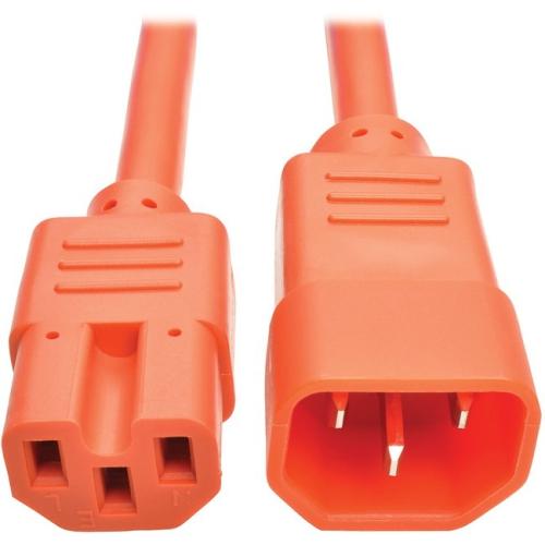 Tripp Lite P018-002-AOR Standard Power Cord
