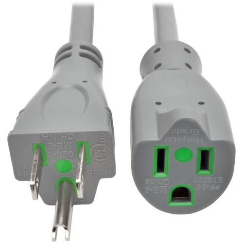 Tripp Lite P024-006-GY-HG Power Extension Cord
