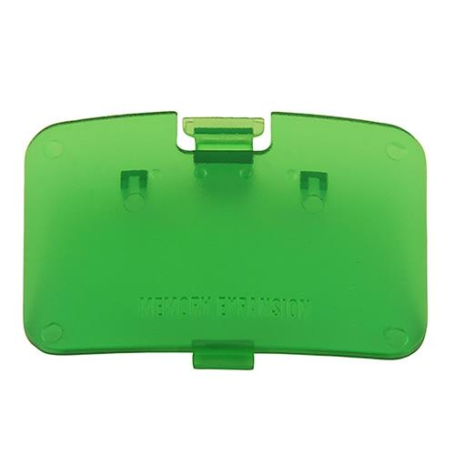 TTX Tech N64 Repair Part - Replacement Console Door, Jungle Green