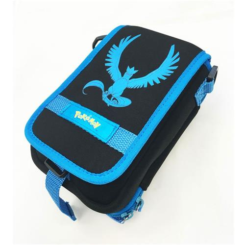 Hori Legendary Pokemon Travel Pouch Case For New 3DS XL, Articuno Blue
