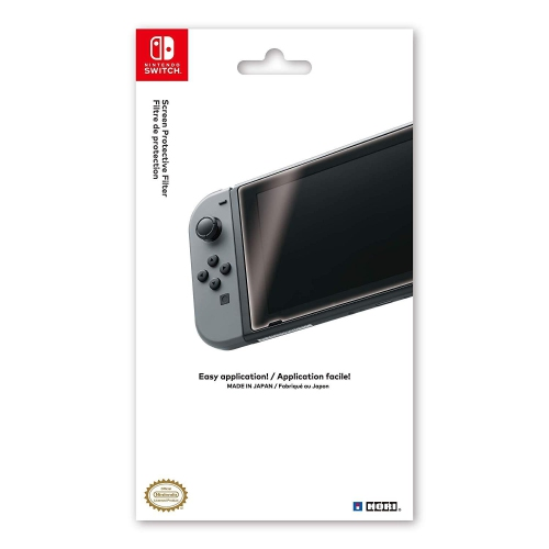 Hori Officially Licensed Screen Protector Filter for Nintendo Switch